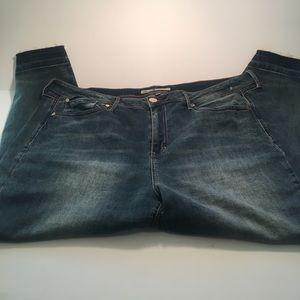 Seven7 Jeans hi-rise skinny jeans